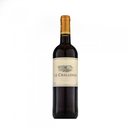 LE CHALLENGE RED BLEND 750ML | 2017 | 12.5% Alc