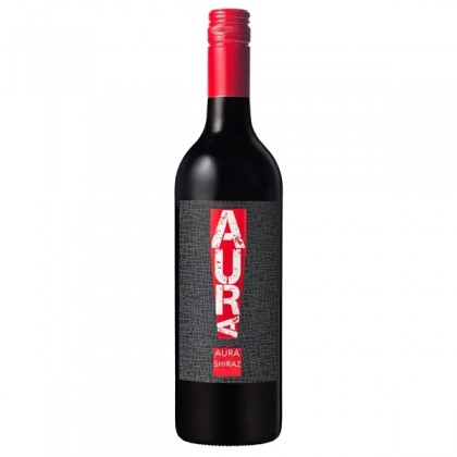 AURA SHIRAZ 750ML | 2015 | 13.5% ALC