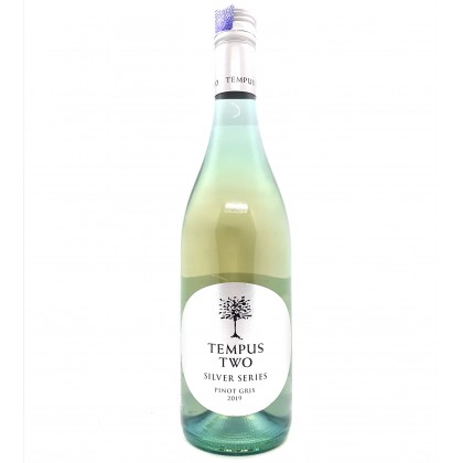 TEMPUS TWO SILVER PINOT GRIS 750ML | 2019 | 12% Alc