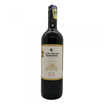 LFE CELLAR SERIES CLASSIC MERLOT 750ML | 2019 | 13% ALC